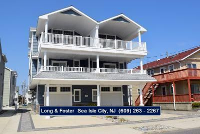 Photo for The property is the 14th building from the beach. Ground level is the garage and rear bonus room.