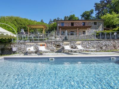 Photo for Villa in Tuscany -near Lucca with Pool only for Yours private use -ALL INCLUSIVE