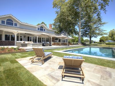 Photo for 5BR House Vacation Rental in Santa Ynez, California