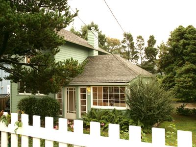 """Photo for HISTORIC SCOUT'S COTTAGE """"Ideal, Lovely"""" says PBS's Bob Vila. Vintage, Amazing"""