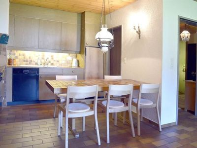 Photo for Apartment Triangel C Oberberg in Parpan - 4 persons, 1 bedrooms