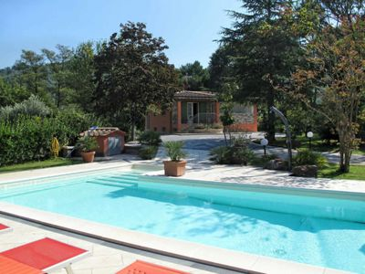 Photo for Vacation home Verde Versilia (CMA225) in Camaiore - 6 persons, 3 bedrooms