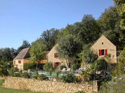 Photo for New Listing - Nr Sarlat. 3 lovely, restored 18thC Gîtes. Pools, spa, jacuzzi