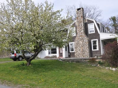 Photo for Renovated Historic Cragsmoor Mountaintop Home with Piano and Art Studio