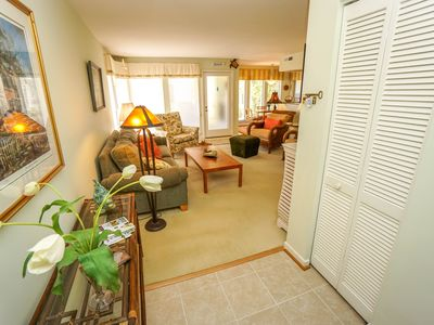 Photo for Paradise! 3 min walk to beach, pools, dining, and more/Amenity cards w/ 7nt stay