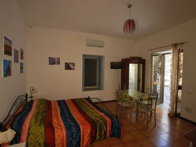 Photo for 1BR Apartment Vacation Rental in Canneto