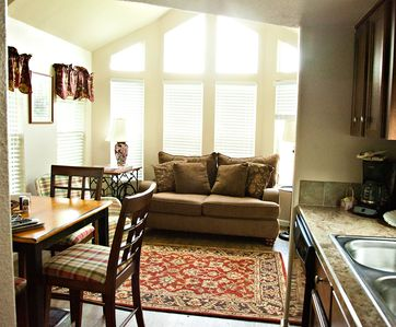 Photo for Edge of The Woods Cottage with Loft