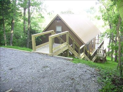 Photo for Newly Built Cabin at Peter Cave on Rough River Lake