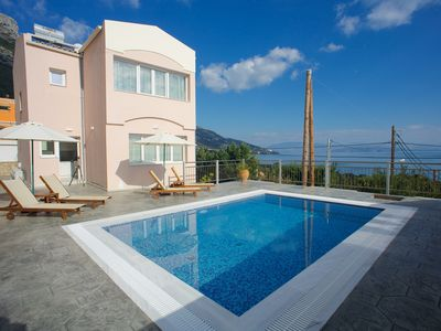 Photo for Prestige Villas |  BARBATI  |  5 Minute Walk to the Beach, Bars & Restaurants