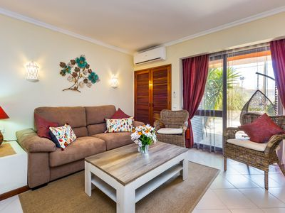Photo for Cozy Clementina Duplex apartment In Central Albufeira, Close To Old Town