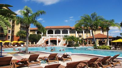 Located at Westgate Lakes Resort and Spa! One of 7 pools.