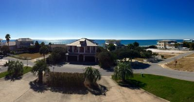 Photo for Awesome 3BR/3.5BA with Gulf views on the south side of 30A in Seacrest Beach.
