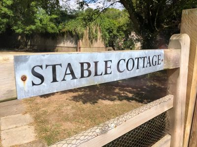 Photo for Stable Cottage, Storrington -  a cottage that sleeps 6 guests  in 3 bedrooms