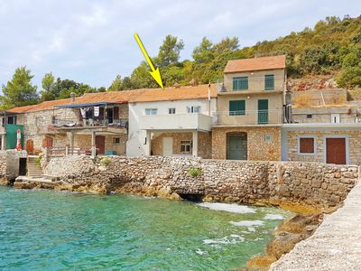 Photo for Holiday home Jurica, (16018), Gdinj, island of Hvar, Croatia