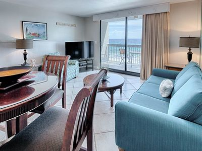 Photo for Recently Renovated, SLEEPS 6, Gulf-Front Views! VISIT SUNDESTIN THIS SUMMER!