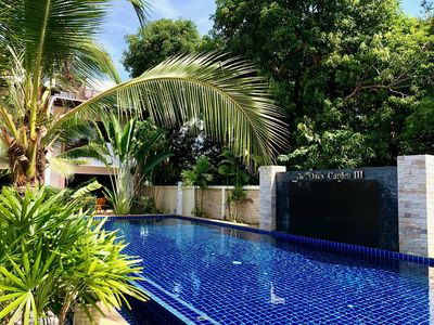 Photo for Family Friendly Entire Villa w/ Enclosed Pool Garden & Private Rooftop Jacuzzi