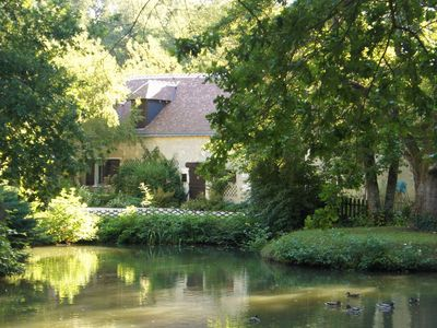 Photo for A parenthesis of serenity in an authentic mill in the heart of Touraine
