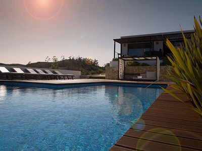 """Photo for """"Ultra-luxurious villa with incredible views, in an idyllic hillside setting"""""""