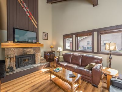 Photo for Big Sky Glacier Condo l Family Retreat Minutes from Town Center near Golf Course