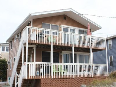 Photo for Ocean Side Home in Brant Beach