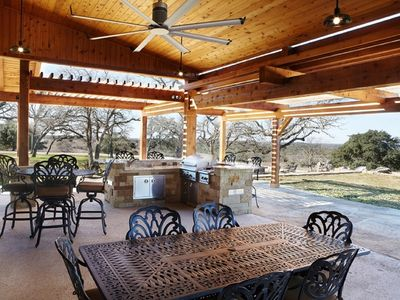 Photo for 2BR Lodge Vacation Rental in Medina, Texas