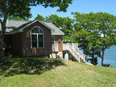 Photo for 'Lofty' Waterfront Camp 'The Best Kept Secret in Harpswell!'