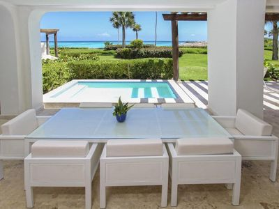 Photo for Ocean View 2 Bedroom Condo with Jacuzzi