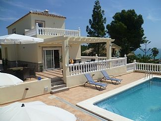 Photo for Detached Villa With Private Pool And Sea Views In A Lovely Location