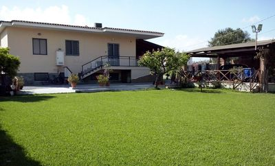 Photo for Domus matronae bed and breakfast at the foot of Vesuvius, near Pompeii and Naples