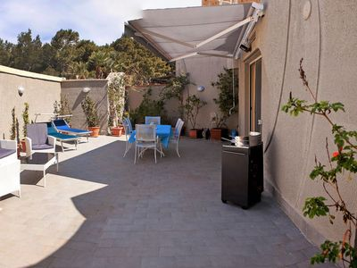 Photo for Apartment Mondello House in Palermo - 4 persons, 2 bedrooms