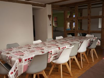 Photo for Large cottage that can accommodate 15 people
