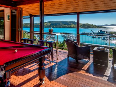 Photo for Uisce Luxury Holiday House Jacuzzi Pool Table Cinema Premium Foxtel 2 Buggies