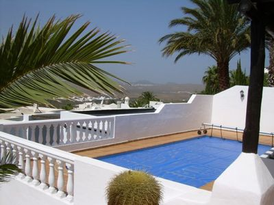 Photo for Casa Paulina   Super 3 Bed 3 Bath Villa with Heated Pool in quiet setting
