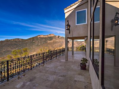 Photo for Malibu Retreat with Panoramic Views Minutes From The Beach