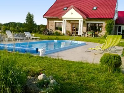 Photo for Vacation home Angelino  in Anielino, Pomerania - 8 persons, 4 bedrooms