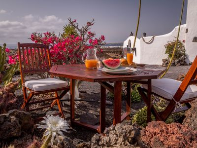 Photo for Eco Finca Verde......(Rural Retreat near to Arrieta and Punta Mujeres)
