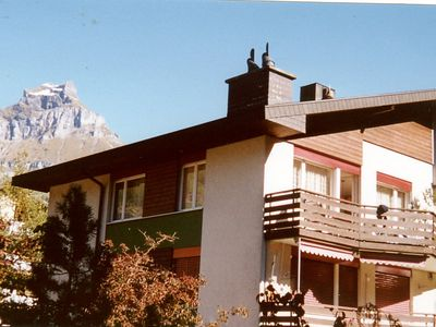 Photo for 2BR Apartment Vacation Rental in Engelberg