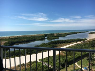 Photo for Beachfront Condo with Stunning Ocean Views! Complete Renovation!