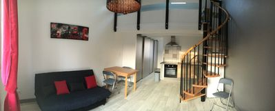 Photo for Apartments 2 to 4 people near La Rochelle and Beaches