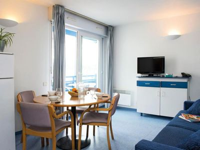 Photo for Hotel Résidence Orhoitza - Vacances Bleues - 3 rooms 6 people