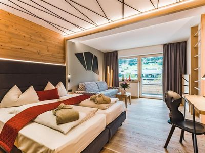Photo for Double Room SPORT Stoaberg Winter 1-2 - Hotel Salzburger Hof Leogang