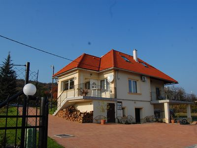 Photo for Holiday house with pool and panorama