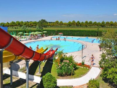 Photo for Mobile Homes San Francesco Caorle, Caorle  in Venetische Adria - 6 persons, 3 bedrooms