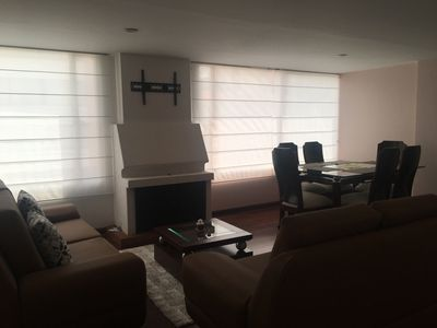 Photo for Amazing! 2 Bedroom Apartment Santa Barbara in Bogota