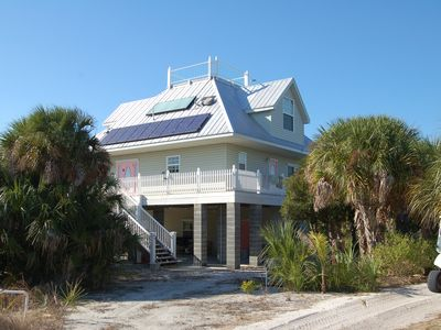 Photo for The Sandy Seagull Hideaway  Cayo Costa Island, SW Florida!