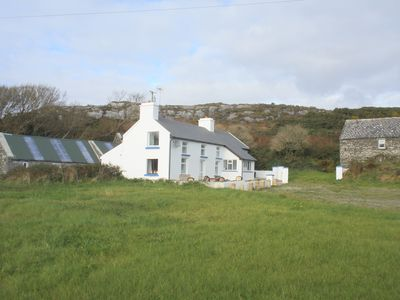 Carrigacat Farmhouse with cottage and barn