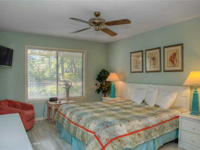 Photo for Quaint tree-top covered villa!  Walking distance of the beach!