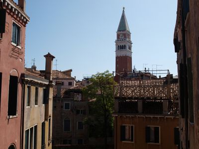 Photo for A Beautiful, Characteristically Venetian apartment right in the heart of Venice