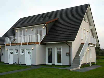 Photo for 3-R-app. Strandlöper, 2 balconies on the floor to 5 pers. - Excl. App. Beach Löper, fireplace, 250 m to the beach
