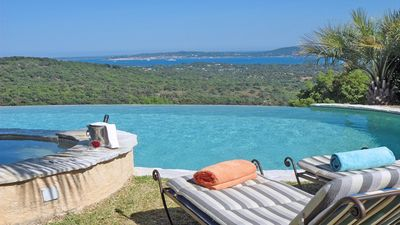 Photo for Luxury villa 10 people - Panoramic views of the Gulf - Heights of Port-Grimaud